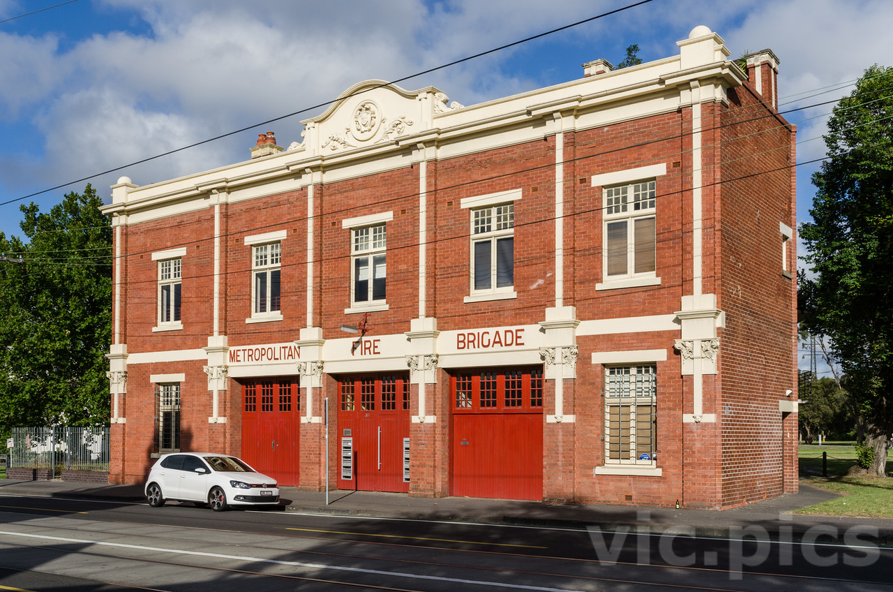 Former Fire Station – Fitzroy North
