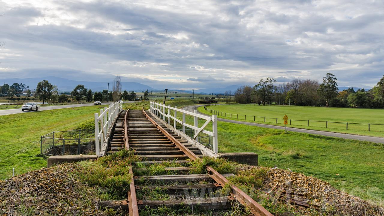 Yarra Glen Railway