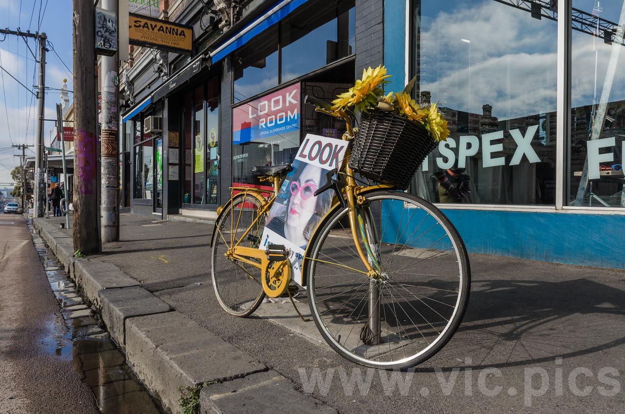 Look Bike, Look Spex