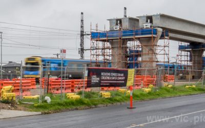 Melbourne's Sky Rail project