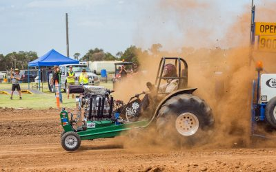 Tooradin Tractor Pull and Truck Show